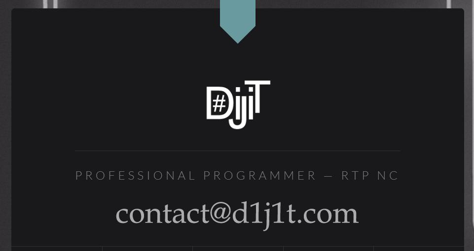 d1j1t Computer Programming Services
