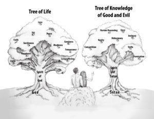 Tree of Knowledge of Good & Evil