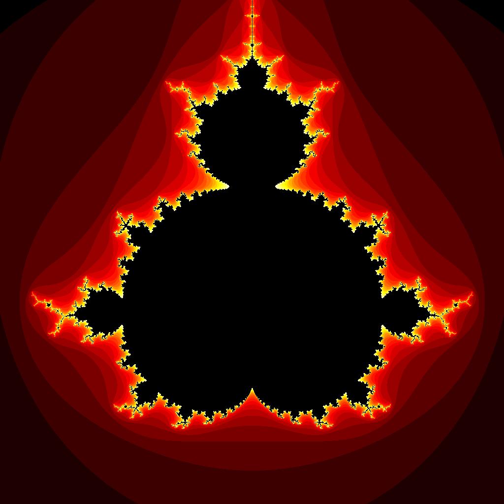 mendelbrot set fractal