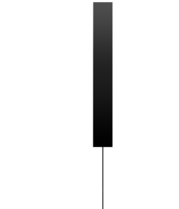 Piano Keys Black White