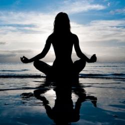 meditation moon